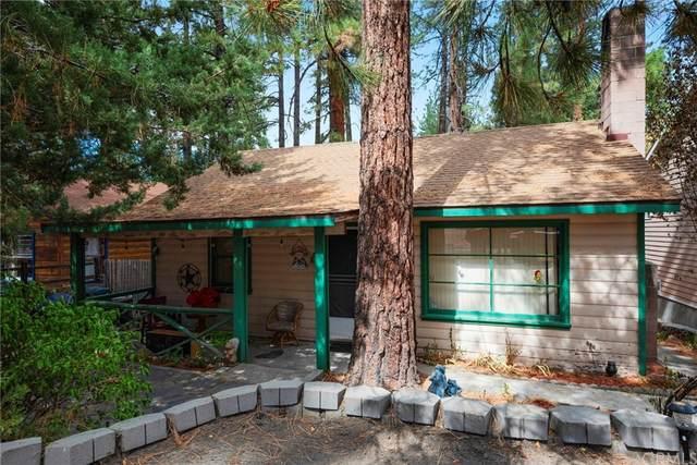 1442 Helen Street, Wrightwood, CA 92397 (#CV21212691) :: Latrice Deluna Homes