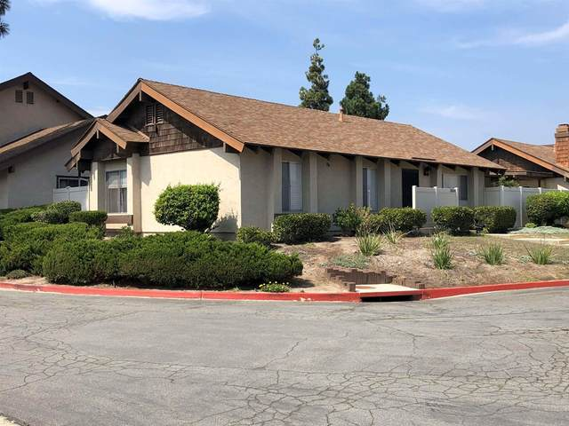 2820 Alta View Dr Unit B, Paradise Hills, CA 92139 (#PTP2106789) :: Corcoran Global Living