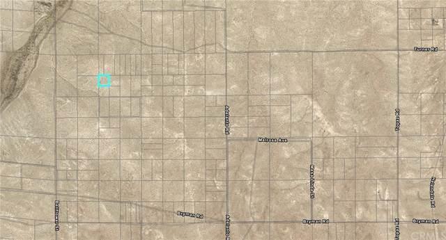 0 Bellflower St, Adelanto, CA 92301 (#OC21212673) :: Zember Realty Group