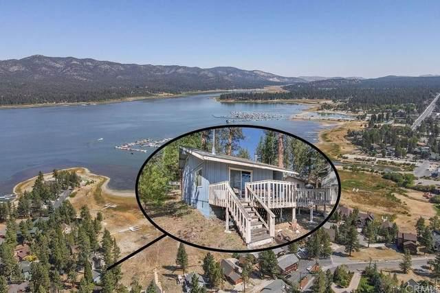433 Gibralter Lane, Big Bear, CA 92315 (#PW21212721) :: Corcoran Global Living