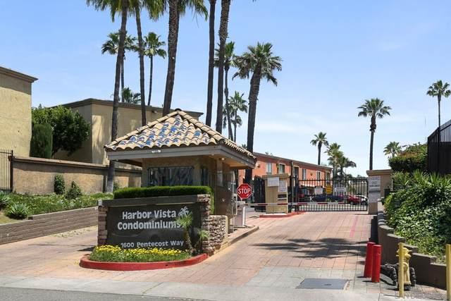1679 Pentecost Way #4, San Diego, CA 92105 (#210027248) :: Zutila, Inc.