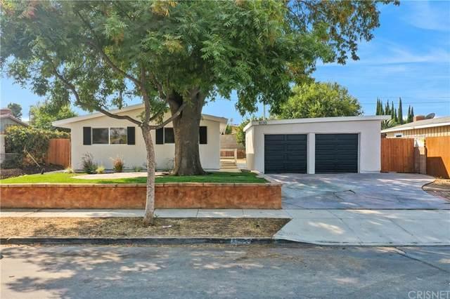 1020 Dennis Avenue, Simi Valley, CA 93065 (MLS #SR21211450) :: ERA CARLILE Realty Group