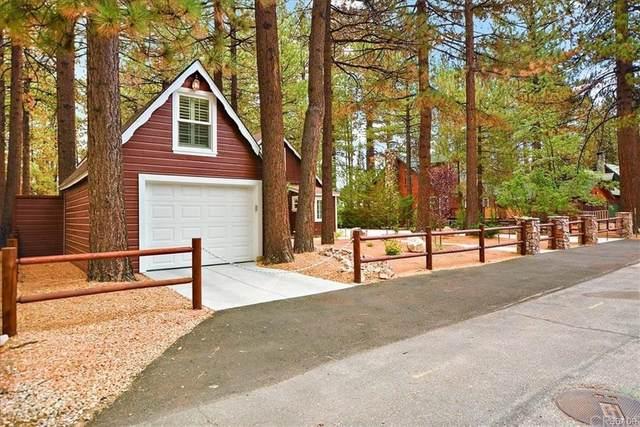 551 Timber Lane, Big Bear, CA 92315 (MLS #PW21212767) :: ERA CARLILE Realty Group