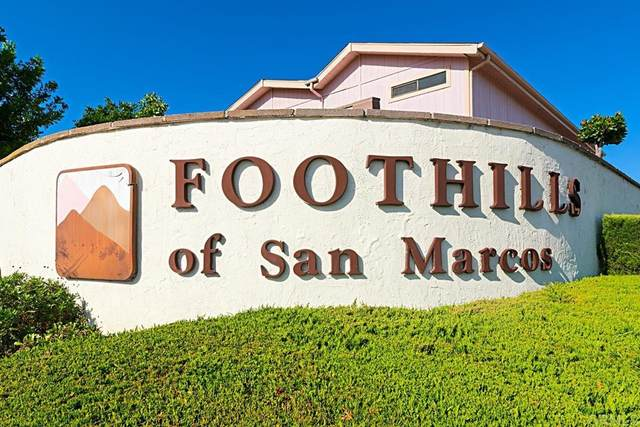 909 Richland Road #51, San Marcos, CA 92069 (#NDP2111107) :: Corcoran Global Living