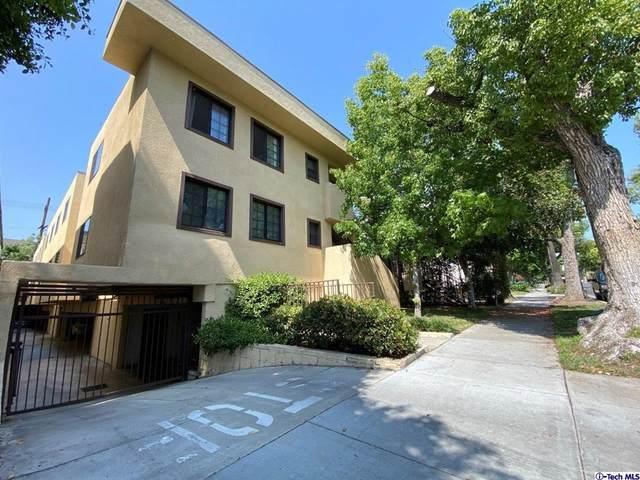 431 Burchett Street #6, Glendale, CA 91203 (#320007822) :: Corcoran Global Living