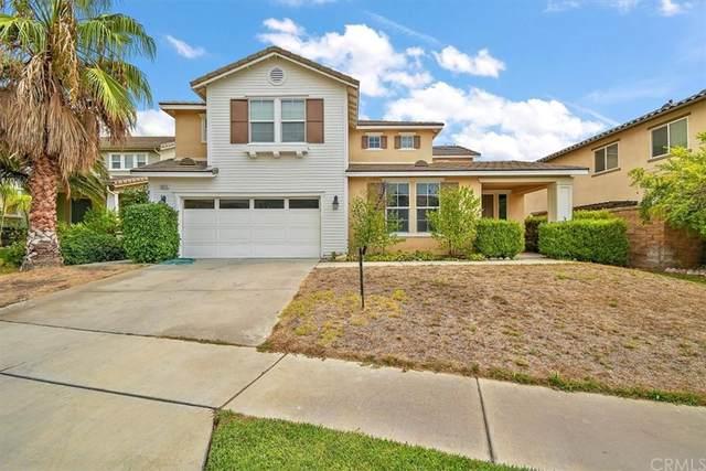 6015 Lost Horse Drive, Fontana, CA 92336 (MLS #CV21211252) :: ERA CARLILE Realty Group