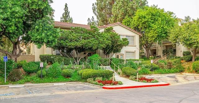 5744 Oak Bend Lane #207, Oak Park, CA 91377 (#221005264) :: Corcoran Global Living