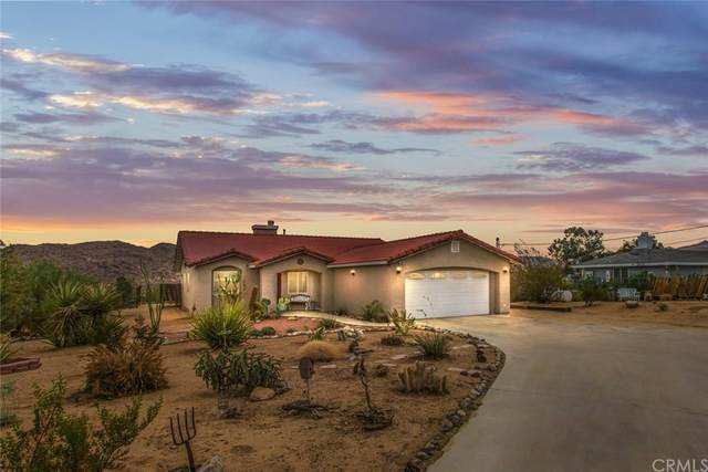7381 Sunset Road, Joshua Tree, CA 92252 (MLS #EV21212438) :: ERA CARLILE Realty Group