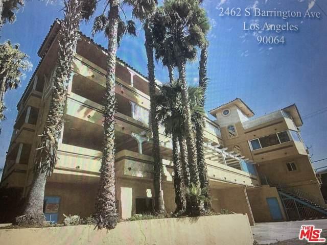 2462 S Barrington Avenue, Los Angeles (City), CA 90064 (#21786668) :: Corcoran Global Living