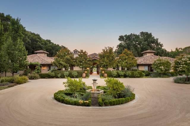 3 Bridle Lane, Woodside, CA 94062 (#ML81864308) :: Corcoran Global Living