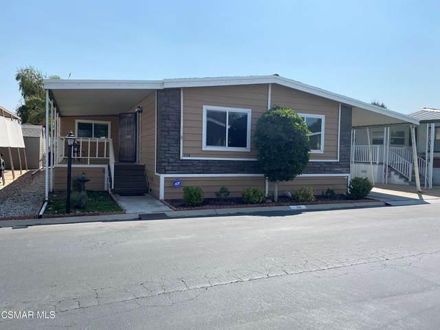 15750 Arroyo Drive #114, Moorpark, CA 93021 (MLS #221005265) :: ERA CARLILE Realty Group