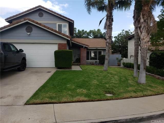 6853 Emerald Avenue, Fontana, CA 92336 (MLS #OC21212865) :: ERA CARLILE Realty Group