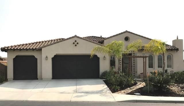 224 Tom Mcguinness Jr Circle, Fallbrook, CA 92028 (#NDP2111109) :: Corcoran Global Living
