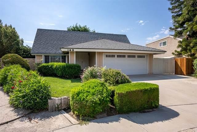 143 N Paseo Rio Moreno, Anaheim Hills, CA 92807 (#PW21212351) :: Mint Real Estate