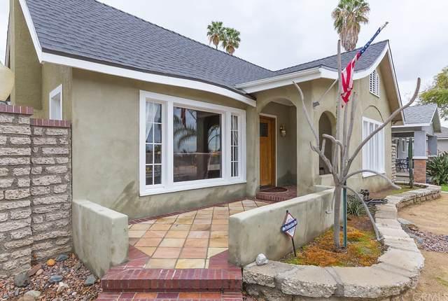 124 W Olive Street, Corona, CA 92882 (#SW21212509) :: Corcoran Global Living