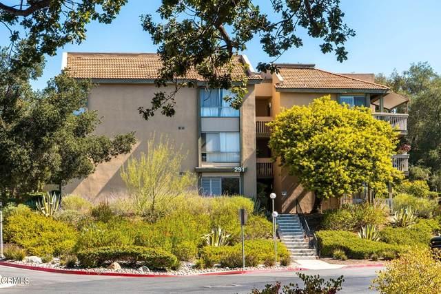 291 Sequoia Court #17, Thousand Oaks, CA 91360 (#V1-8587) :: The Kohler Group