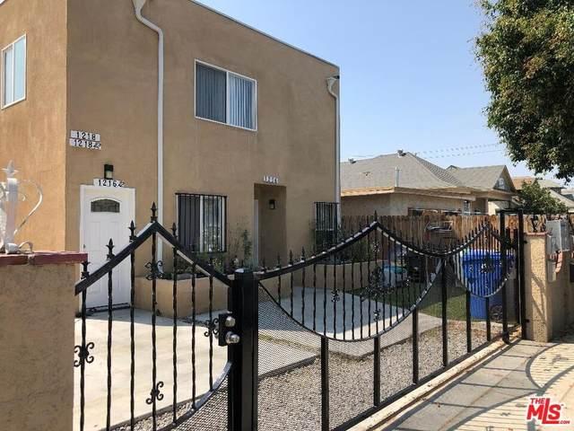 1216 E Adams Boulevard, Los Angeles (City), CA 90011 (#21788052) :: The DeBonis Team