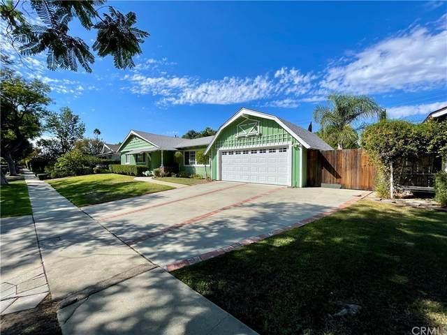 17815 Hiawatha Street, Granada Hills, CA 91344 (#BB21204452) :: Jett Real Estate Group