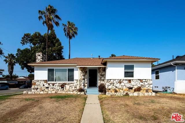 11600 Christopher Avenue, Inglewood, CA 90303 (#21788126) :: Jett Real Estate Group