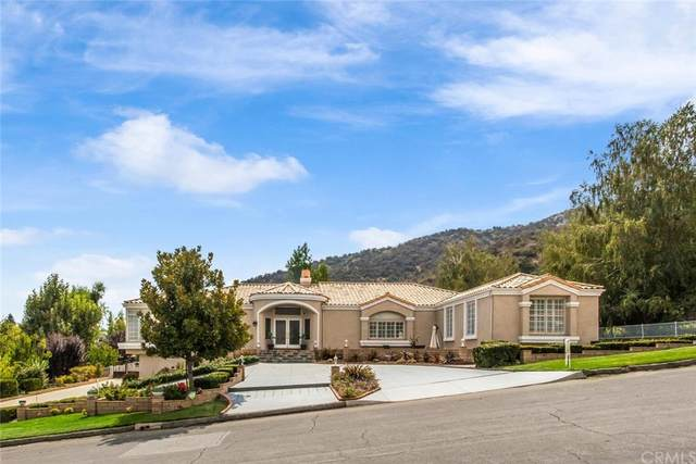 13777 Pine View Drive, Yucaipa, CA 92399 (#EV21212378) :: Team Forss Realty Group