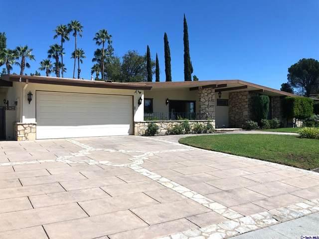 12504 Nedra Drive, Granada Hills, CA 91344 (#320007823) :: The Parsons Team