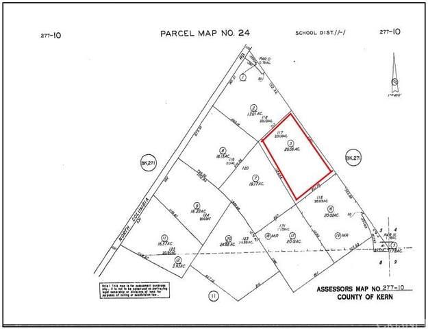 0 Columbia Road, California City, CA 93505 (#SR21213200) :: Zember Realty Group