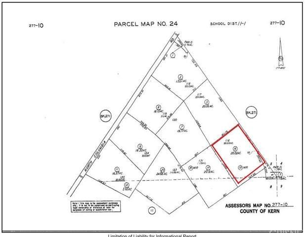0 Columbia Road, California City, CA 93505 (#SR21213201) :: Zember Realty Group