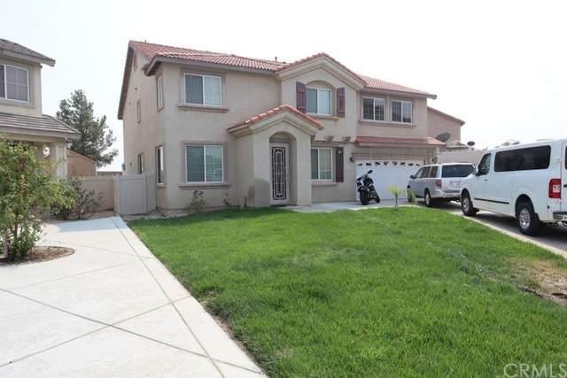 6356 Barletta Court, Palmdale, CA 93552 (#CV21213213) :: Team Forss Realty Group