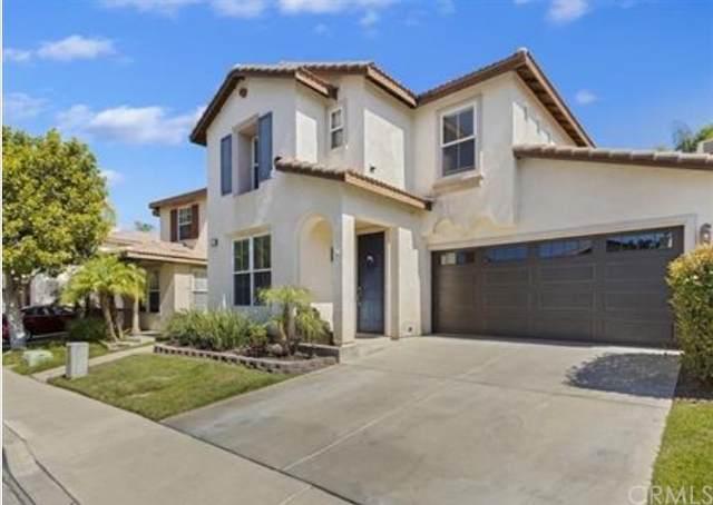 212 Lydia Lane, Corona, CA 92882 (#CV21213253) :: Corcoran Global Living