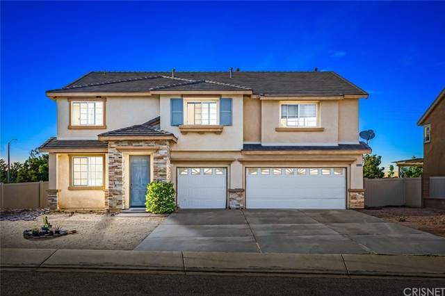 2409 Plumeria Lane, Palmdale, CA 93551 (#SR21213324) :: Team Forss Realty Group