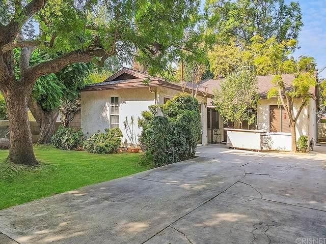 6911 Amigo Avenue, Reseda, CA 91335 (#SR21213216) :: Mint Real Estate