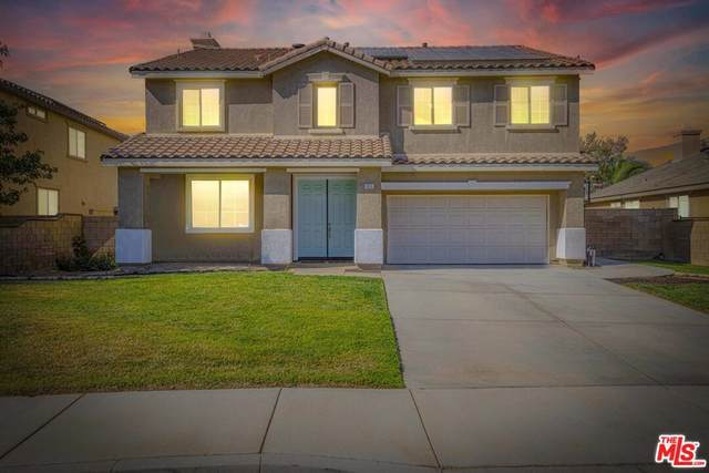 1855 Andrea Drive, Palmdale, CA 93551 (#21788178) :: Team Forss Realty Group