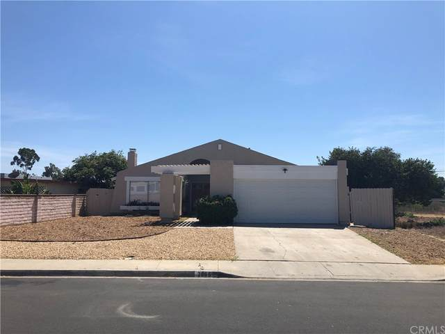 2865 Elrose Drive, San Diego, CA 92154 (#IV21213424) :: RE/MAX Empire Properties