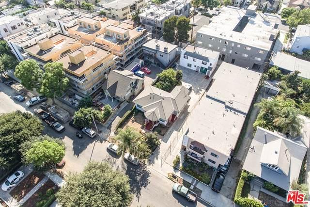 821 N Harvard Boulevard, Los Angeles (City), CA 90029 (#21787590) :: Mint Real Estate