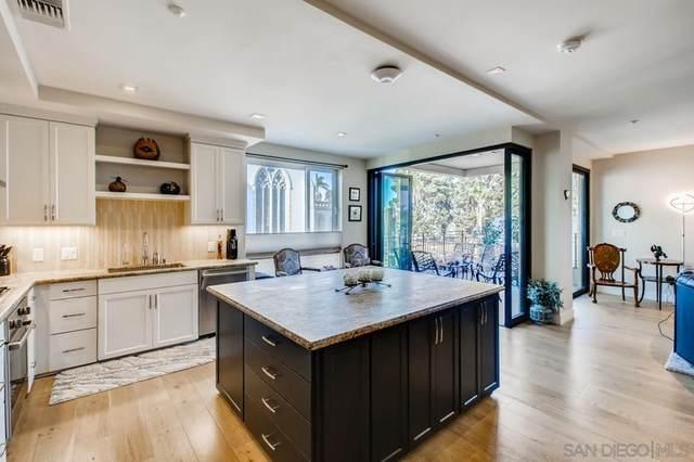 2665 5th Avenue #301, San Diego, CA 92103 (#210027275) :: Corcoran Global Living
