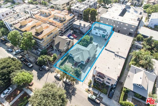 821 N Harvard Boulevard, Los Angeles (City), CA 90029 (#21788188) :: Mint Real Estate