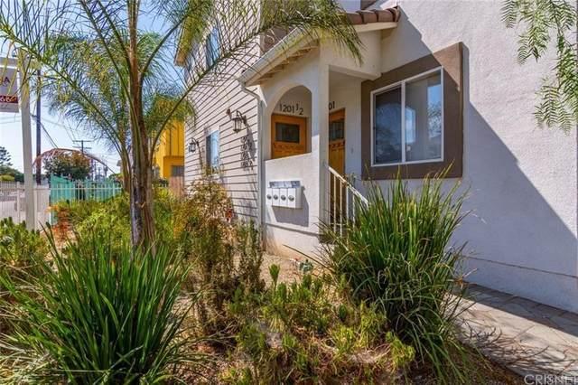 1203 S Catalina Street, Los Angeles (City), CA 90006 (#SR21213516) :: Go Gabby