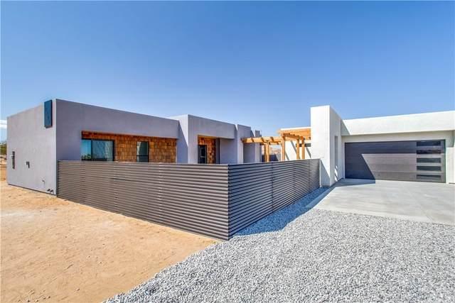 60798 Division Street, Joshua Tree, CA 92252 (#JT21200305) :: Mint Real Estate
