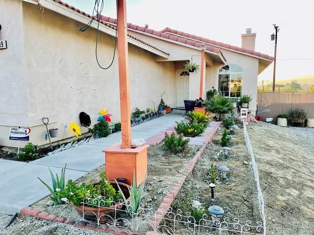 16109 Avenida Merced, Desert Hot Springs, CA 92240 (#219068107DA) :: Zember Realty Group