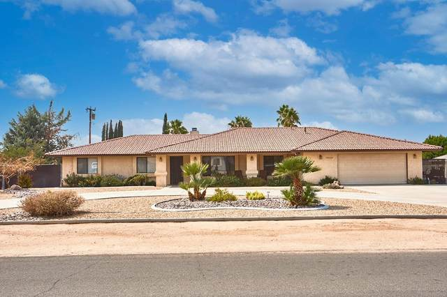 14004 Crow Road, Apple Valley, CA 92307 (#539569) :: Mint Real Estate
