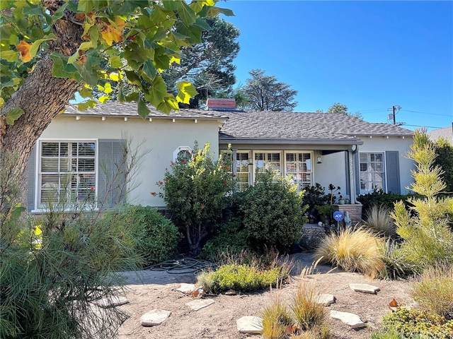 5519 Morella Avenue, Valley Village, CA 91607 (#SR21213577) :: Jett Real Estate Group