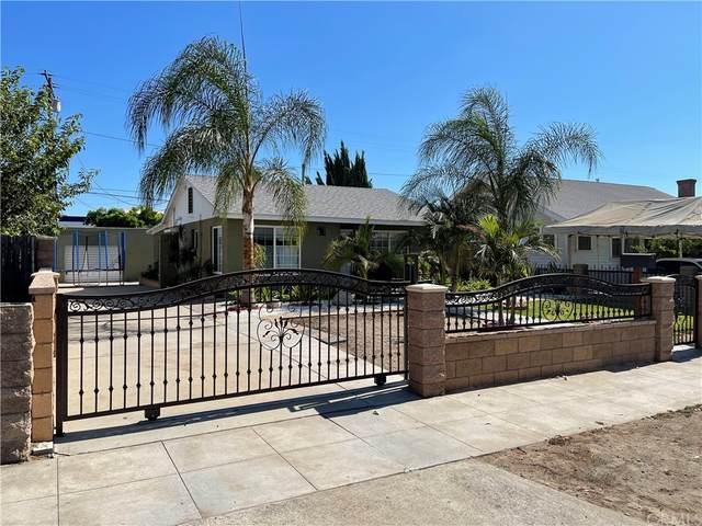786 E Monterey Avenue, Pomona, CA 91767 (#IG21168951) :: The Parsons Team
