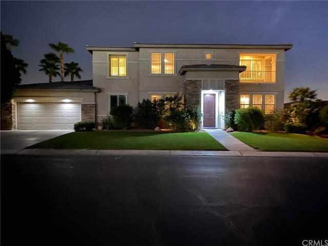 83389 Lonesome Dove, Indio, CA 92203 (MLS #IG21213589) :: ERA CARLILE Realty Group