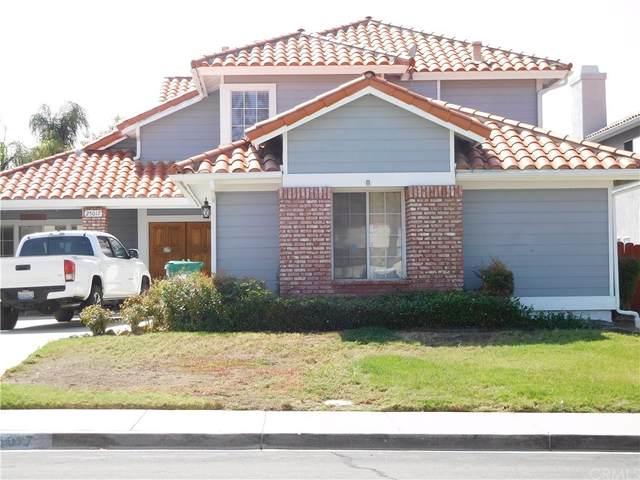 25017 Via Santee, Murrieta, CA 92563 (#SW21213567) :: Necol Realty Group
