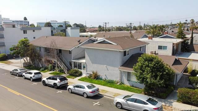 1326 Amethyst Street, Redondo Beach, CA 90277 (#SB21210701) :: Go Gabby