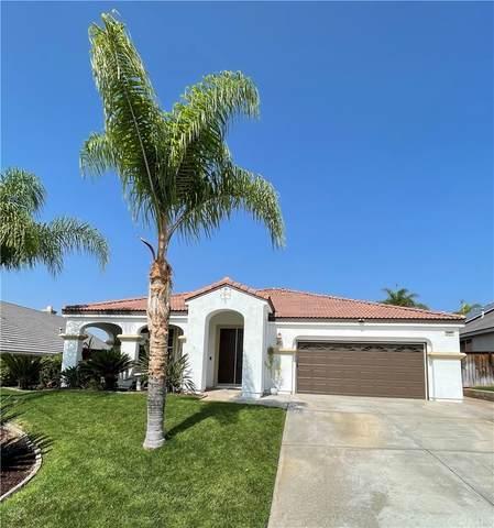 36207 Bur Oaks Avenue, Murrieta, CA 92562 (#SW21213671) :: Zember Realty Group