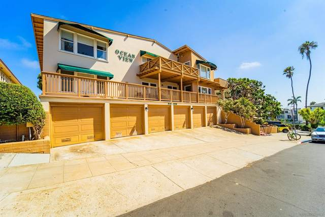 315 Prospect Street, La Jolla, CA 92037 (MLS #210027284) :: ERA CARLILE Realty Group