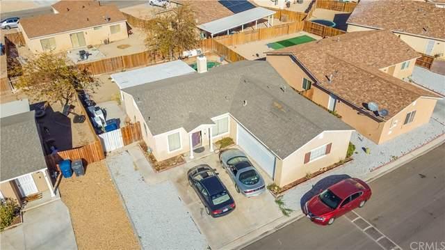 25063 Camino Del Norte, Barstow, CA 92311 (#CV21213688) :: Corcoran Global Living