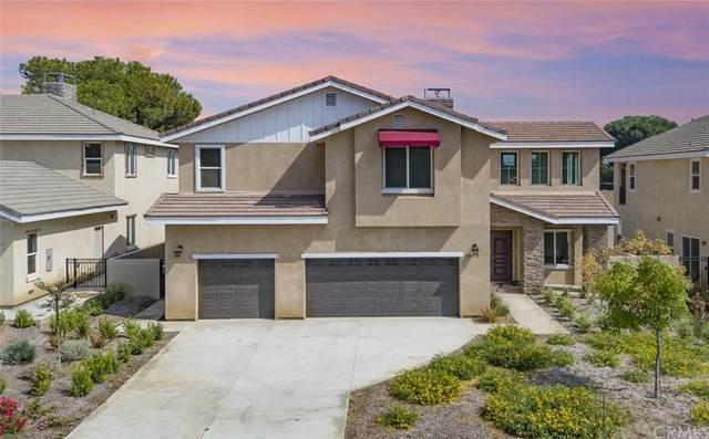 7679 Fillmore Place, Rancho Cucamonga, CA 91730 (#PW21213447) :: Go Gabby