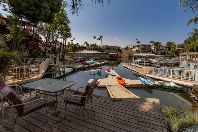 22933 Canyon Lake Drive N, Canyon Lake, CA 92587 (#IG21213687) :: Necol Realty Group